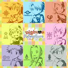 Digimon Adventure by =Tai-Rayana on deviantART