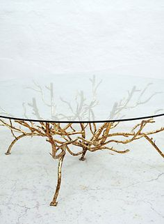 hiver coffee table from casamidy