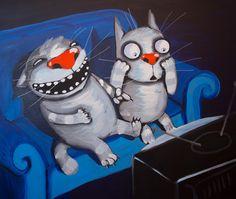 ART - GRAFFITI - CARICATURE - VASYA-LOZHKIN.RU