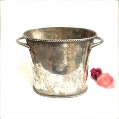 A personal favorite from my Etsy shop https://www.etsy.com/listing/233556816/silver-wine-cooler-vintage-french