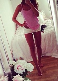 Cute and comfy! Perfect for pjs! :)