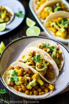 mexican-street-style-vegan-tacos-avocado-dressing-vegan-gluten-free-spicy