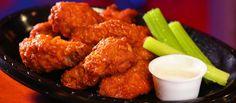 Buffalo Chicken Wings ricetta