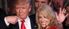 Kellyanne blasts democratic leadership for having 'no message' except trying 'to stop everything' the President does.