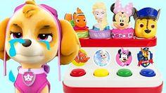 Play Doh Ducks Fun and Creative for Kids Chupa Chups Candy Surprise Toys Foam Nursery Eggs Videos - YouTube
