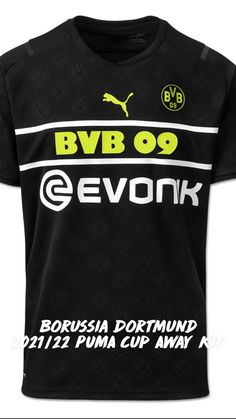 Puma, Sweatshirts, T Shirt, Soccer Jerseys, Tops, Women, Fashion, Borussia Dortmund, Supreme T Shirt