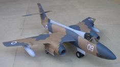 Sud Aviation Vautour IIA BFD