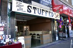 Stuffed: Pierogi Joint is Positioned to be a Solid Alternative to Taquerias in the Mission Post by Kate Williams