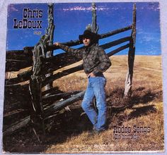 Chris LeDoux sings Rodeo Songs Old and New 1973 LP  Copenhagen Angel Old Red #CowboyCountry