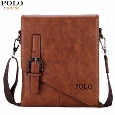 Men s Cross body Messenger Bag. Leather ... b105278b1f018