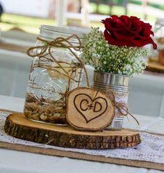 Best 100 Wedding Centerpieces Ideas On A Budget – Wedding Dresses Budget Wedding Centerpieces, Diy Centerpieces, Wedding Flower Arrangements, Wedding Flowers, Wedding Decorations, Table Decorations, Wedding Dresses, Wedding Trends, Wedding Tips