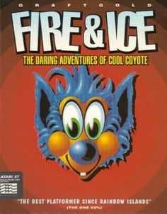 Fire and Ice - Amiga 500