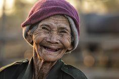 Photograph S m i l e by Saravut Whanset on 500px