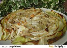 Pečené česnekové zelí recept - TopRecepty.cz