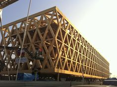 Chile Pavilion At Expo Milano 2015 - Picture gallery