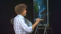 Bob Ross - Waterfall Wonder (Season 16 Episode 11)