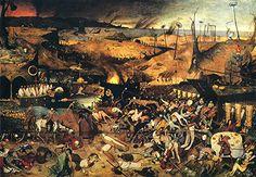 Triumph of Death Pieter Bruegel