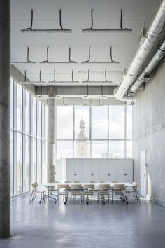 Academy of Fine Arts   PAG; Photo by Jakub Certowicz   Archinect