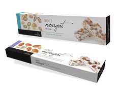 Nougat Bars on Packaging of the World - Creative Package Design Gallery