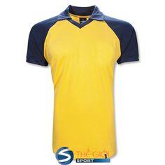 Bộ quần áo bóng đá may theo yêu cầu, không logo Arthur