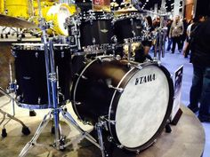 The new Tama Star Walnut kit!