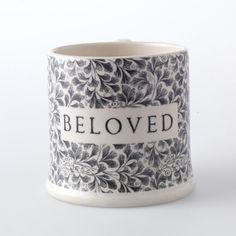 Beloved Mug £16.50 Doris & Co. Ltd.