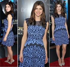 #AlexandraDaddario Pics in Different Look #CelebrityStyle #HollywoodActress #Photoshoot
