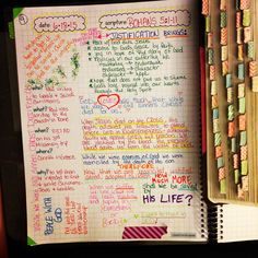 Day 9 in my Romans study. I am using the Scripture Journal from Farm Girl Journals to record my thoughts and it is awesome. The more time I am spending in Romans the more I am realizing I so didn't get it before! Love Bible Journaling and what it is helping me to learn!