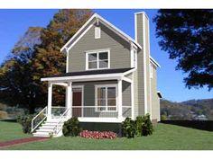 Houseplans.com Plan #79-133 Front Elevation