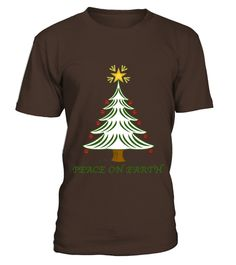 # Artistic Peace On Earth Happy Holiday Christmas Tree T-shirt .    COUPON CODE    Click here ( image ) to get COUPON CODE  for all products :      HOW TO ORDER:  1. Select the style and color you want:  2. Click Reserve it now  3. Select size and quantity  4. Enter shipping and billing information  5. Done! Simple as that!    TIPS: Buy 2 or more to save shipping cost!    This is printable if you purchase only one piece. so dont worry, you will get yours.                       *** You can…