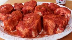 Beef Oxtail Recipe slow-smoked and cooked on the smoker with a rich braising liquid and great BBQ flavors. Beef Short Ribs, Beef Ribs, Beef Oxtail, Marbled Meat, Oxtail Recipes, Bbq Seasoning, Diced Carrots, Smoke Grill, Smoked Beef