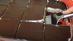 Σοκολατένιο γλυκό ψυγείου σαν πάστα ταψιού χωρίς ζαχαρουχο. Griddles, Griddle Pan, Desserts, Food, Grill Pan, Deserts, Dessert, Meals, Yemek