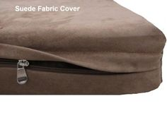 External Replacement Cover For Extra Large 40x35x4 Microfiber Suede Pet Bed Or Dog Bed - Replacement Cover Only by dogbed4less  $19.80  www.buydogsweaters.com