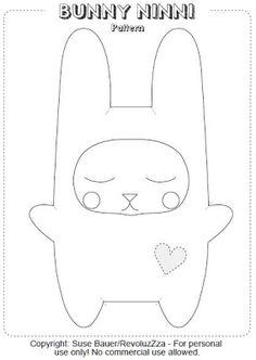 bunny feltro