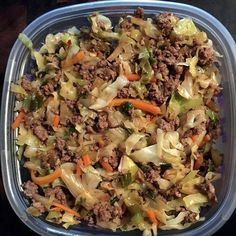 **Cheap Lots of posts about Crack Slaw!Low Carb Crack Slaw – Persnickety Fitness by Mandy Jo Slaw Recipes, Healthy Recipes, Low Carb Recipes, Beef Recipes, Turkey Recipes, Easy Recipes, Skinny Recipes, Carb Free Meals, Vegetarian Food