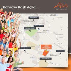 Bekleyiş bitiyor... Bornova Köşk Açıldı :) www.alins.com.tr #alins #bornova #bornovaköşk #restaurant #cafe