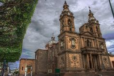 Ocotlan, Jalisco…where my parents got married. One day I will marry there as well.