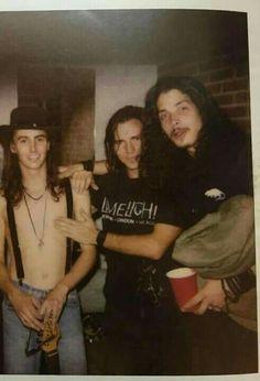 Mike, Eddie, Chris This pic is hilarious
