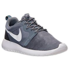 Men's Nike Roshe Run Hyperfuse Casual Shoes - 636220 001   Finish Line