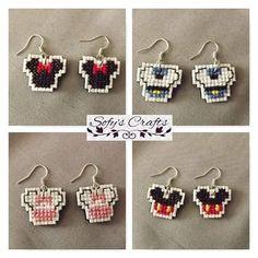 #brincos #earings #handmade #artesanato #acessories #diy #disney #mikey #mini #craft
