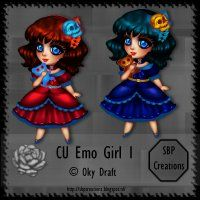 CU The Emo Girl 1