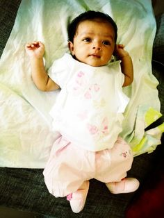 That's my lil one. God's gift- We call her Kathryn :)