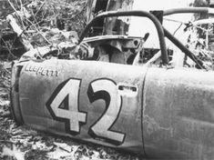 junk Petty race cars