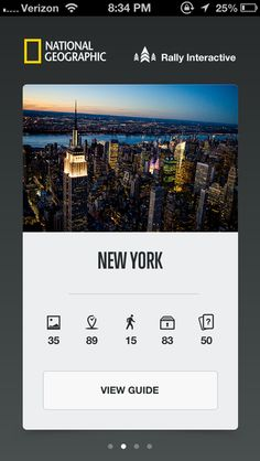 City Guides by Nationa...