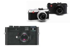 Leica Announces M Monochrome Camera & X2 Camera    Real?