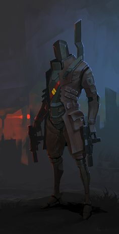 ArtStation - Character 2, Adrian Mihai Marchidan