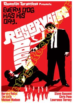 Cod. 691  RESERVOIR DOGS  Director: Quentin Tarantino  Year: 1992