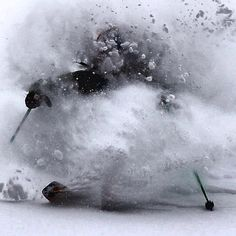 Our Friend TOMMY ARMENTO shreding a deep powder day!!