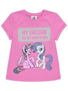 Kids My Little Pony Clothing Online: Unicorn T Shirt – Novelty-Characters
