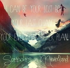 Somewhere In Neverland is one of All Time Low's best songs <3